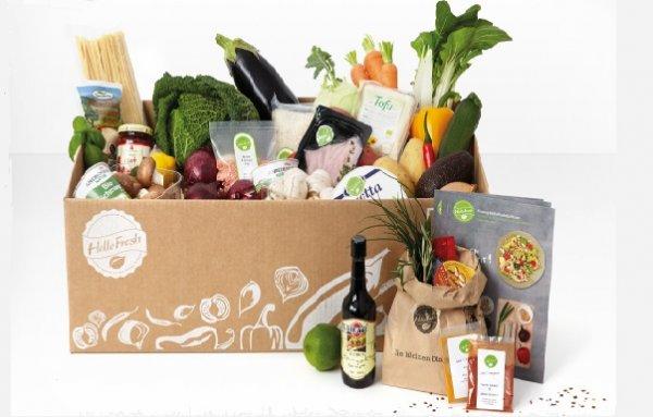 Essensbox: 6 Mahlzeiten (3x 2 Portionen) für 14,99€ bei HelloFresh. Jetzt kündbar nach einer Box!