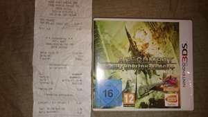 [Lokal Media Markt Zwickau] Ace Combat Assault Horizon Legacy+ 3DS