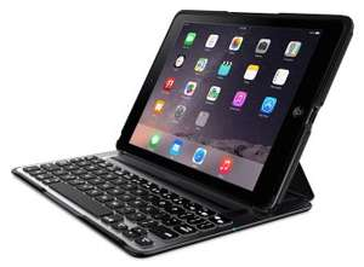 @Amazon Belkin Qode Ultimate Pro schwarz (Keyboard Folio für das Ipad Air 2)