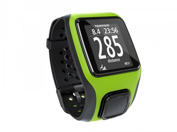 21% Sparen für TomTom MULTISPORT GPS Uhr (leuchtgrün)