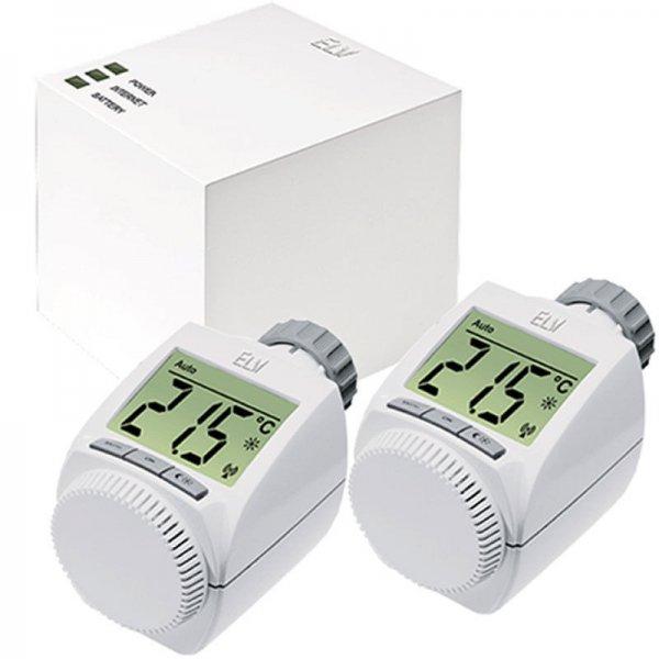 [Ebay] MAX! Smart Home Einsteiger Set 1x LAN-Gateway, 2x Heizthermostat für 79,95€ (Bausatz)