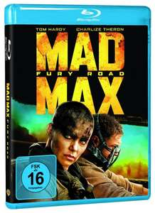 Mad Max: Fury Road [Blu-ray] für 12,99 Euro bei Amazon