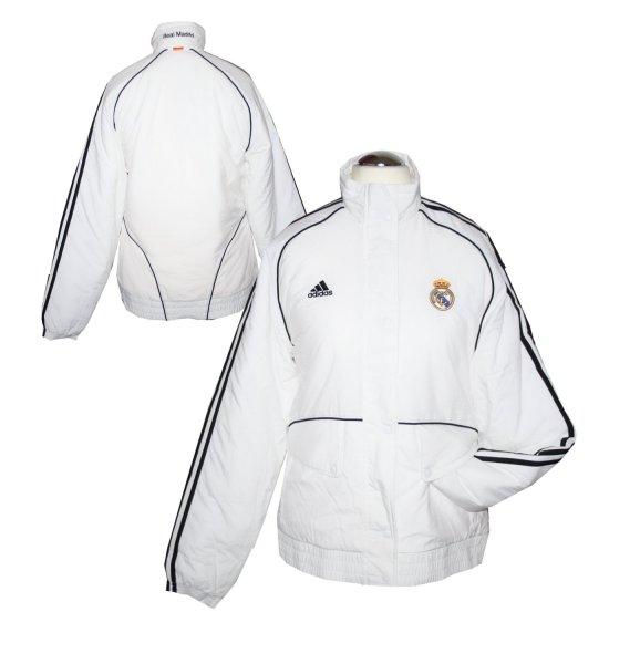 Adidas / Real Madrid / Unisex Jacke weiß / Größe L / @Amazon (ohne Prime)