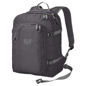 Jack Wolfskin Rucksack Berkeley Dark Steel @ Amazon