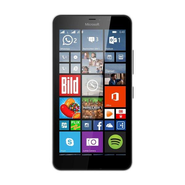 Lumia 640 XL LTE weiss