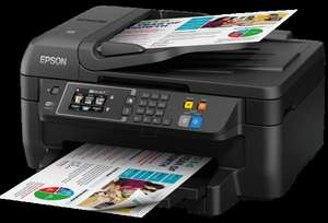 Epson WorkForce WF-2660DWF Tintenstrahl-Multifunktionsgerät