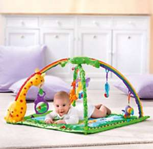 @mytoys Fisher Price Rainforest Activity Spieldecke für 42,94