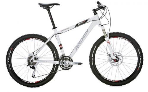 RADON ZR Team 7.0 Hardtail in weiß für 749 Euronen + 19,95 Versand bei Bike Discount
