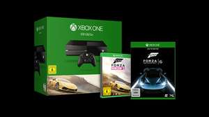 Xbox One Forza Bundle - Xbox One 500 GB + Forza Horizon 2 + Forza 6 @Microsoftstore + amazon