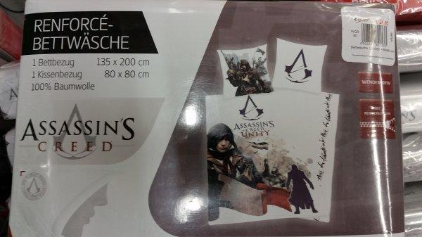 Assassins Creed, Minions, Fc Liverpool, Chelsea London und andere Modelle  Renevorcé Bettwäsche bei Real Kaiserslautern (Lokal?)