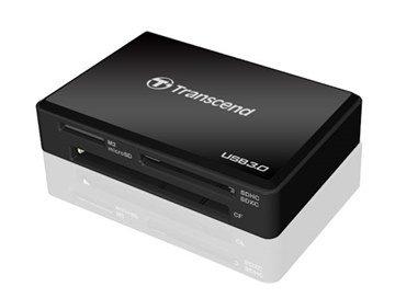 Transcend TS-RDF8K USB 3.0 Speicherkarten Lesegerät 6,95€ bei VK oder Abholung All Media