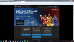 NBA LEAGUE PASS 2015