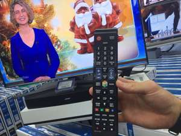 "[Saturn Berlin] Samsung 48"" LED SmartTV für 399 statt 500€"