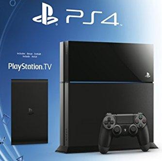 PS4 Konsole mit PS TV und 2x Games @Mediamarkt