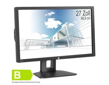 [Allyouneed] 27 Zoll WQHD IPS Display HP Z27i 495,-€