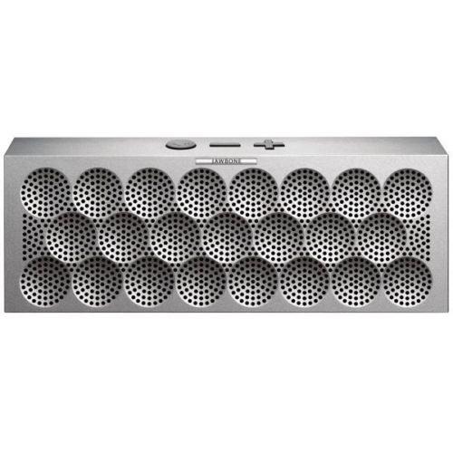 Jawbone Mini Jambox Bluetooth Lautsprecher Silver - für Apple, Android, 88,88 EUR @ ebay