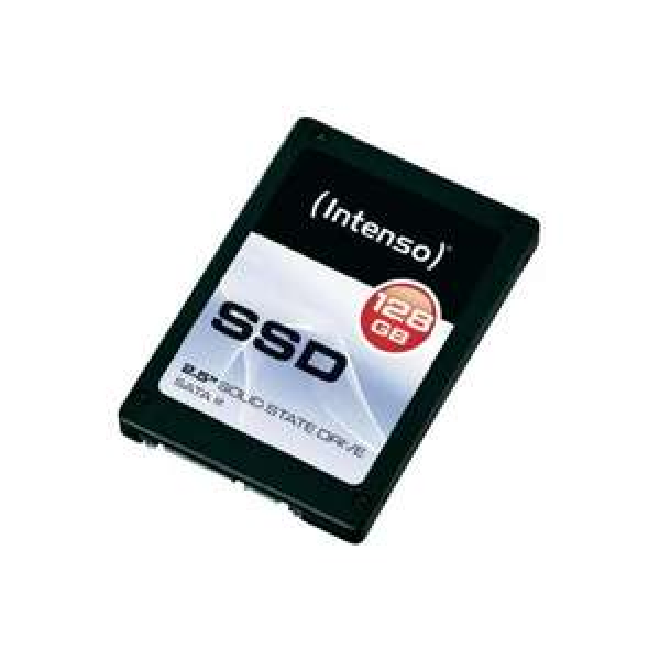 Intenso SATA III 128GB SSD für 42,50€ bei Conrad.de