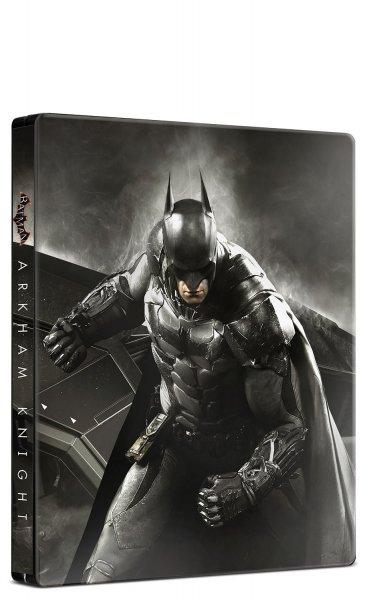 Batman: Arkham Knight - Special Steelbook Edition (PS4) für 46,97€ @Amazon.de