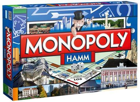 (Brettspiel) Monopoly Hamm für 21,99 € bei Spiele-Offensive