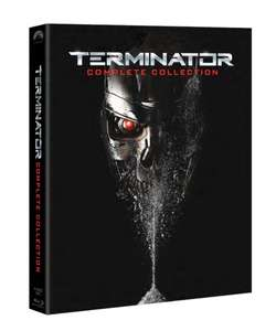Terminator - Complete Collection (5 Blu-Ray) - Englische OV