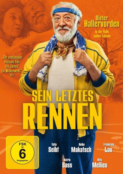 (Amazon Prime) Sein letztes Rennen DVD 5,99€ od. BlueRay 9,49€