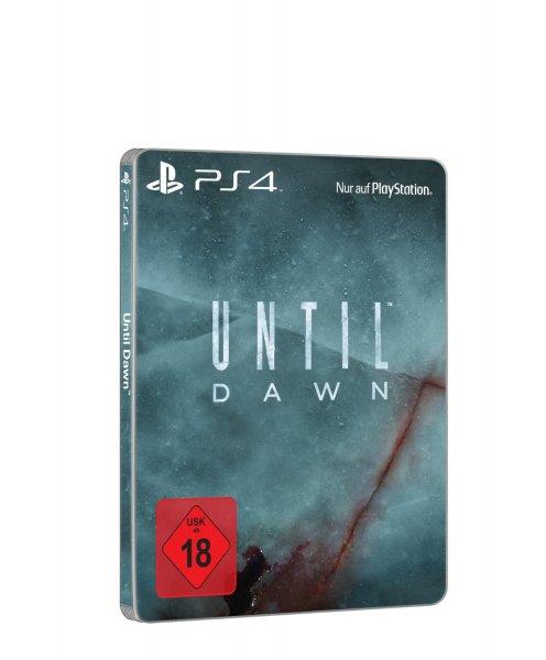 [LOKAL] Until Dawn Steelbook Special Edition Media Markt Düsseldorf Bilk
