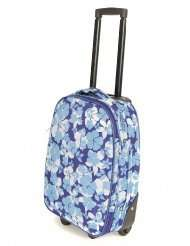 "(AmazonPrime) 5 Cities Lightweight Koffer  Trolley 21"", Blau für 14,99 €"