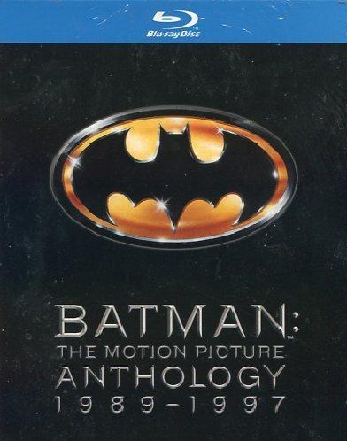Batman Anthology (4x Blu-ray) + Leonardo Di Caprio Collection (4x Blu-ray) + Hangover Trilogie (3x Blu-ray) für 34,05€ bei Amazon.it