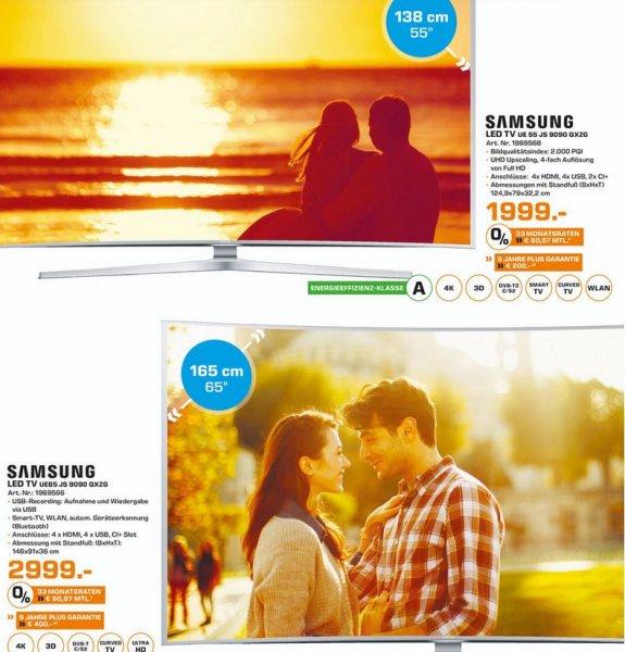 Samsung SUHD Angebote SATURN Baunatal LOKAL