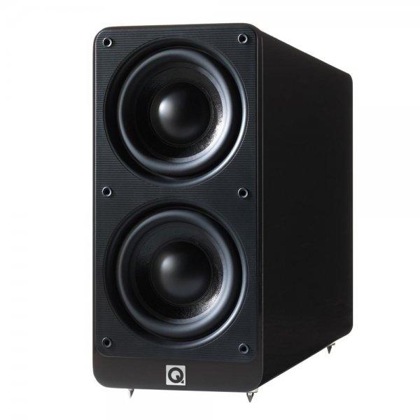 Q Acoustics 2070Si Aktiver Subwoofer Schwarz für 299,- € @Redcoon