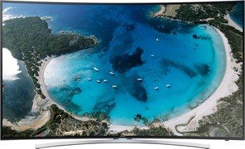 Gästeklo-Accessoire: Samsung UE55H8090 bei MM im Outlet