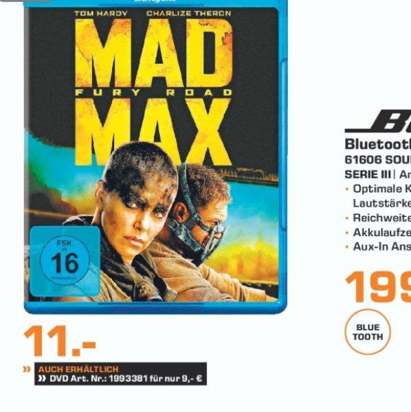 Mad Max [Bluray] [Lokal/Hilden/Saturn]