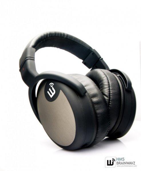 [MP4Nation/CN] Brainwavz HM5 geschlossene over-ear Kopfhörer