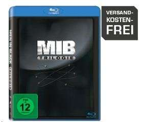 Men in Black - Trilogie - (Blu-ray) für 9,99€ bei Saturn.de