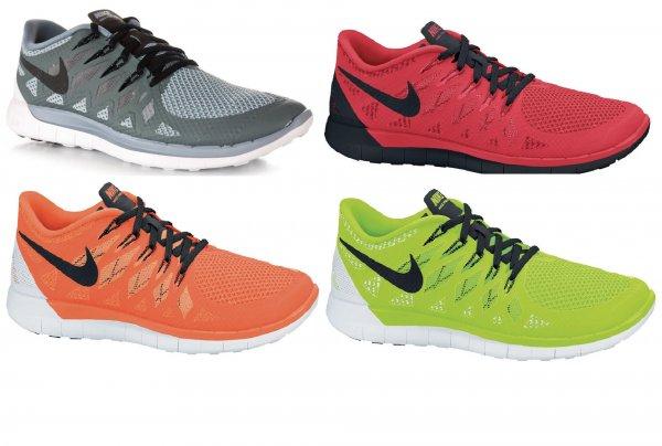 Nike Free Run 5.0 - versch. Farben und Größen ab 64,95 € (79,95 €)