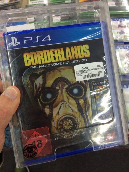 Borderlands - The Handsome Collection PS4 / MediaMarkt - Prenzlauer Berg