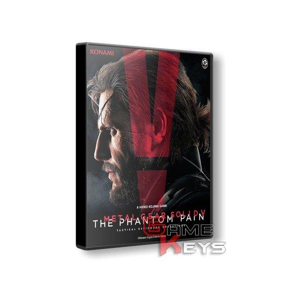 [gamekeys.biz] Metal Gear Solid: The Phantom Pain (PC)