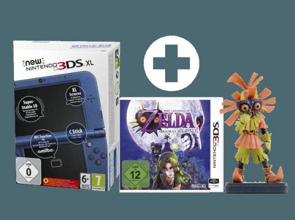 New Nintendo 3DS XL + Majora's Mask 3D + Zelda Figur Horror Kid 199€ Media Markt Online (Outlet. Auch viele andere Angebote)