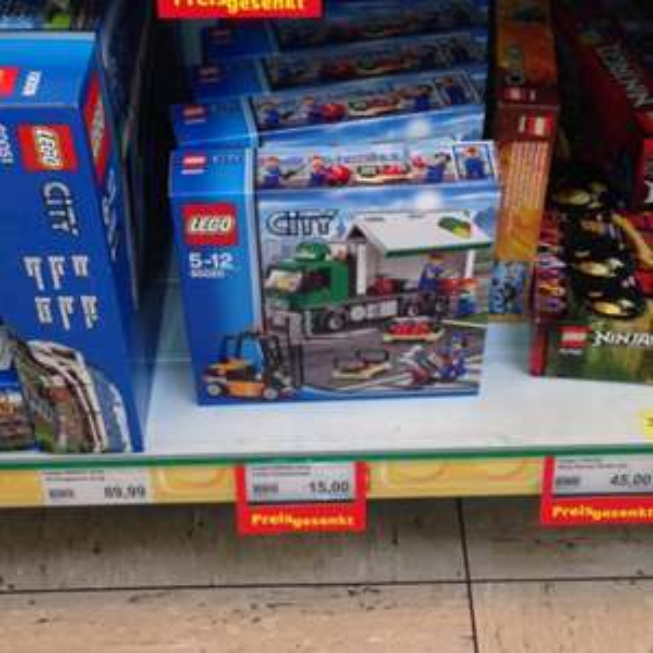 Lego 60020 (Marktkauf BI-Oldentrup)