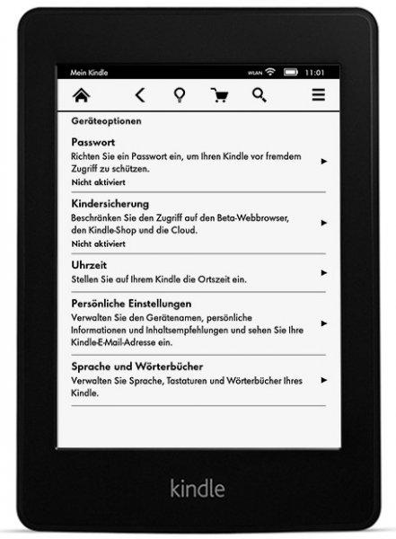Lokal (Mainz, Alzey, Sulzbach) Mediamarkt Outlet - Kindle Paperwhite Wifi 4 GB 77€