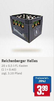 Kasten Reichenberger Helles