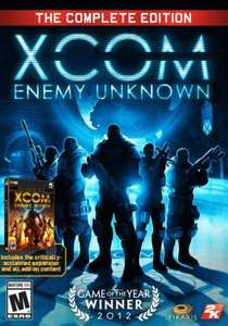 XCOM Enemy Unknown: The Complete Edition für 8,85€ | Steam |  @ amazon.com
