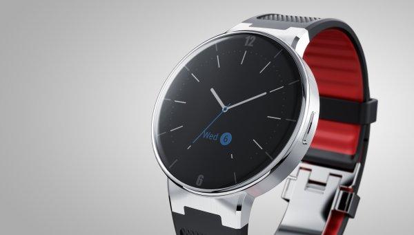 Alcatel One Touch Watch ab 65 €: Runde Smartwatch mit guter Akkulaufzeit und Edelstahlgehäuse, kompatibel mit Android und iOS *UPDATE Black Friday*