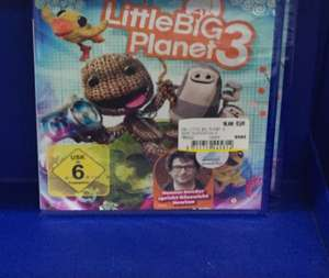 Little Big Planet 3 PlayStation 4 PS4 lokal Mediamarkt Borsighallen Berlin