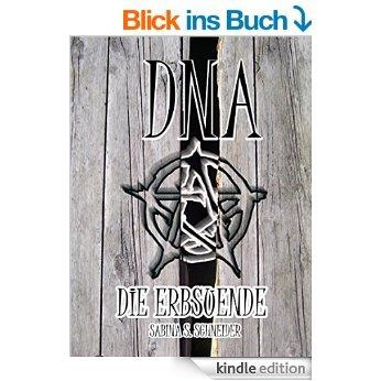 """""""DNA - Die Erbsünde"""" Gratis E-Book bei Amazon.de"""