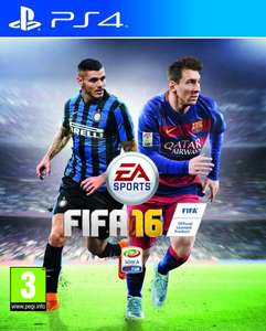 [Amazon IT] FIFA 16 für PS4