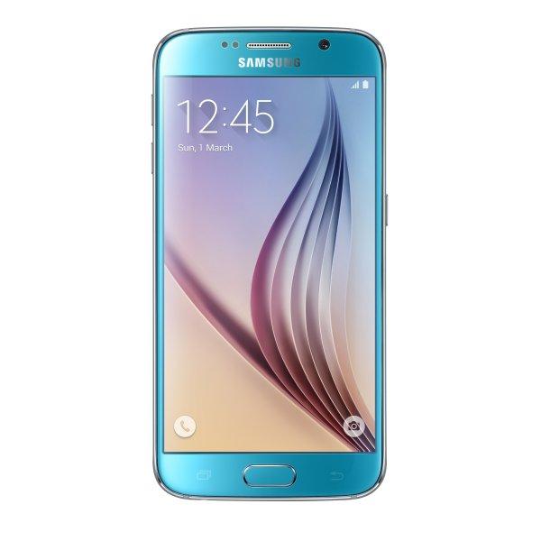 Samsung Galaxy S6 in BLAU für 399 Euro - (Inklusive Cashback: 100€)