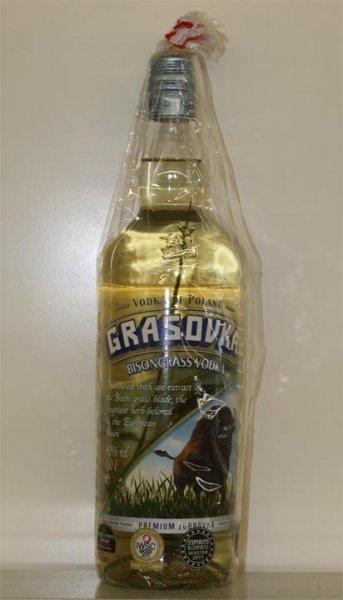 [Kaufland] Grasovka Büffelgras Vodka 0,5l 5,99 €