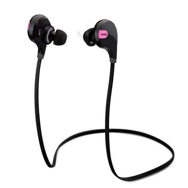 [Amazon Prime] 5€ Rabatt auf die MPOW Swift Bluetooth 4.0 Kopfhörer / 18,99€
