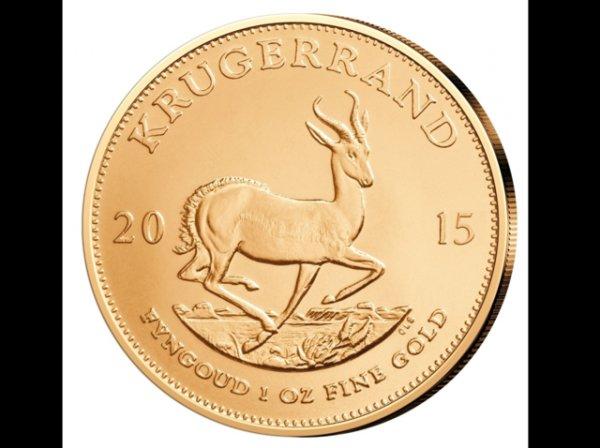 Goldmünze 1oz Krügerrand 2015 - 1 Unze Gold @ebay 988,65 EURO